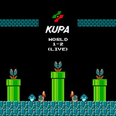 En exclusiva para Urbanbits: World 1 – 2 (Live) de Kupa